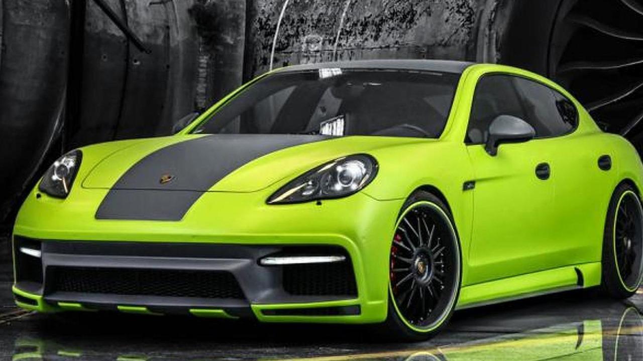 Porsche Panamera by Regula Exclusive