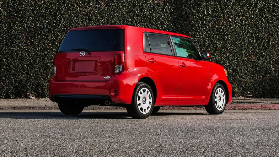 2013 Scion xB gets a minor facelift