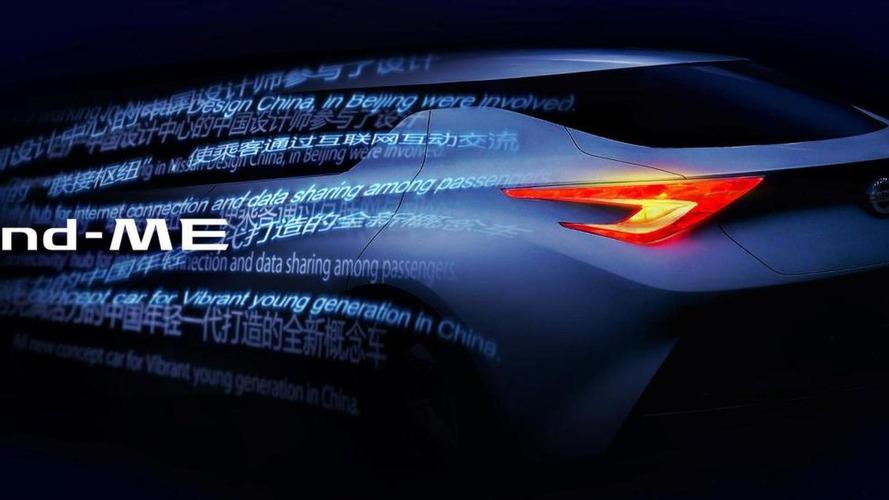 Nissan Friend-ME Concept teased again