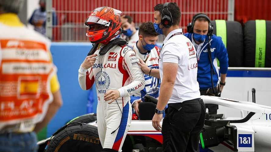 Мазепин вошел в пятерку лучших пилотов по итогам гран-при Испании