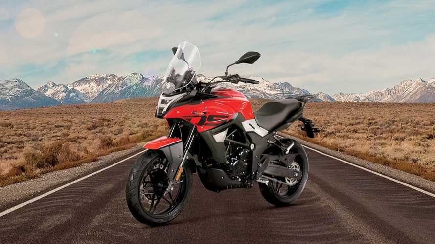 Adventure-Ready Voge 300 DS Enters French Market