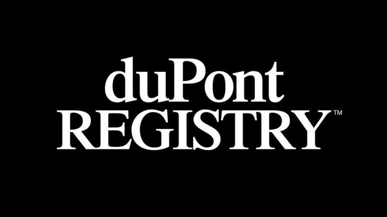 du Pont Registry Feature