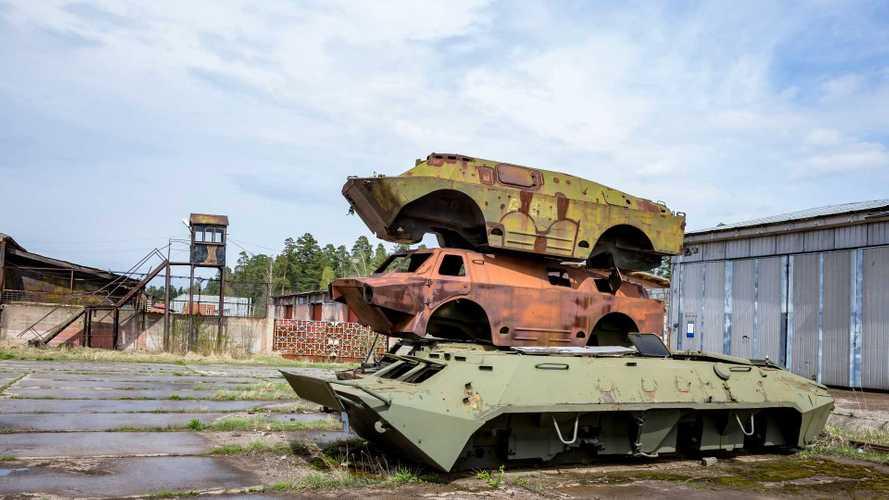 Из металлолома в музей: как военная техника получает новую жизнь?