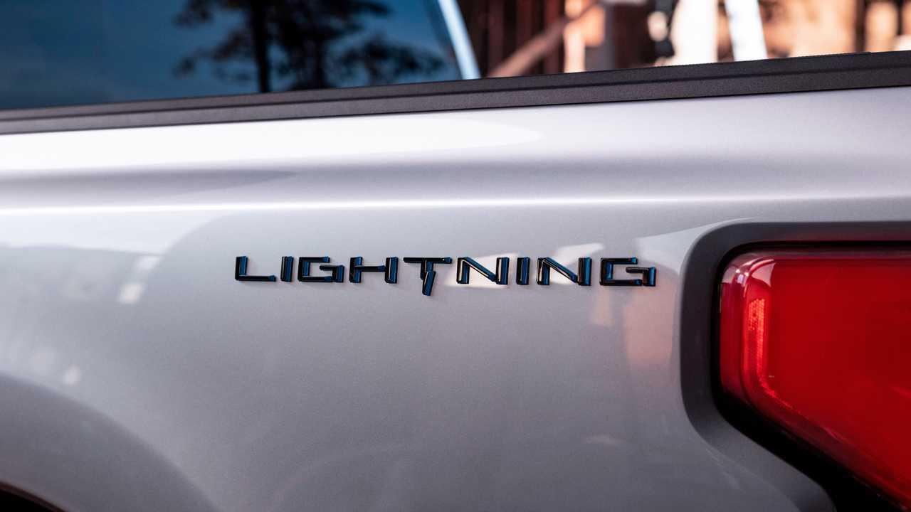 Ford F-150 Lightning İpucu (Teaser) Görüntüleri