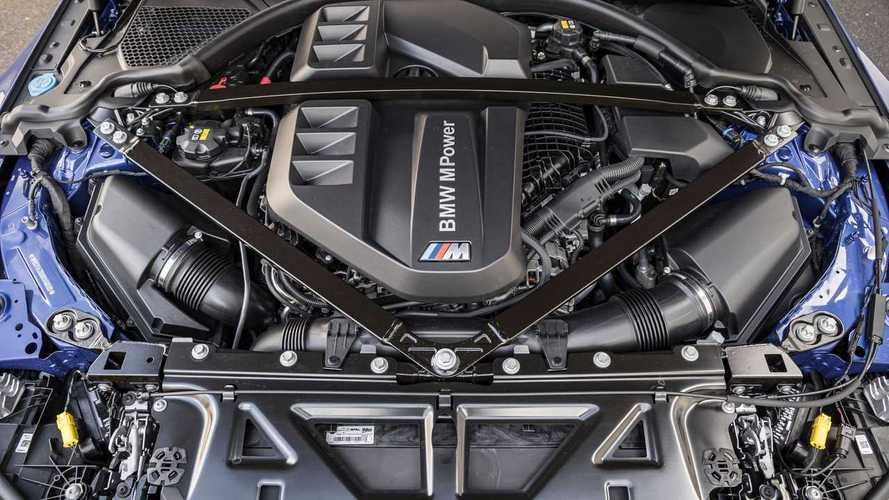 BMW vient de déposer les noms M7 et M9
