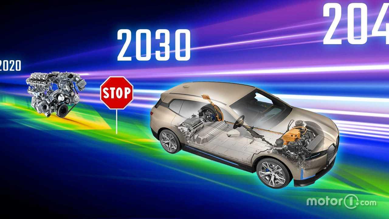 Auto a benzina e diesel addio, il 2030 è l'anno della svolta elettrica