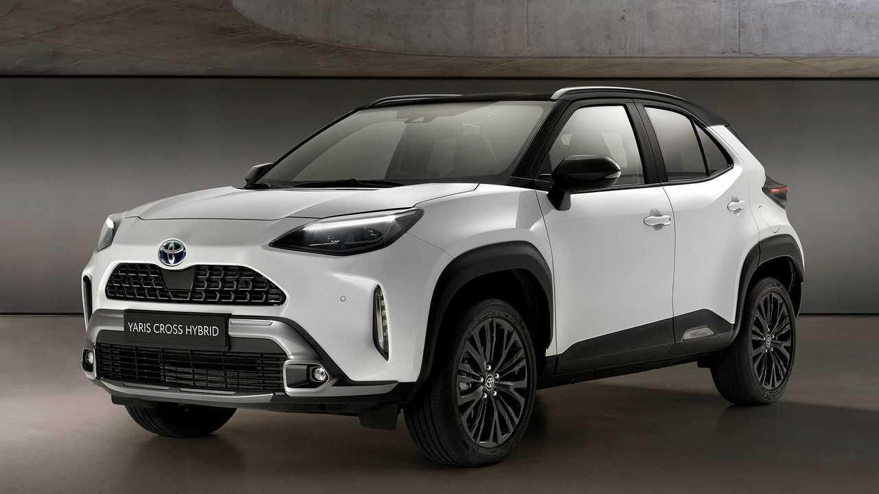 Neuer Toyota Yaris Cross Adventure (2021)