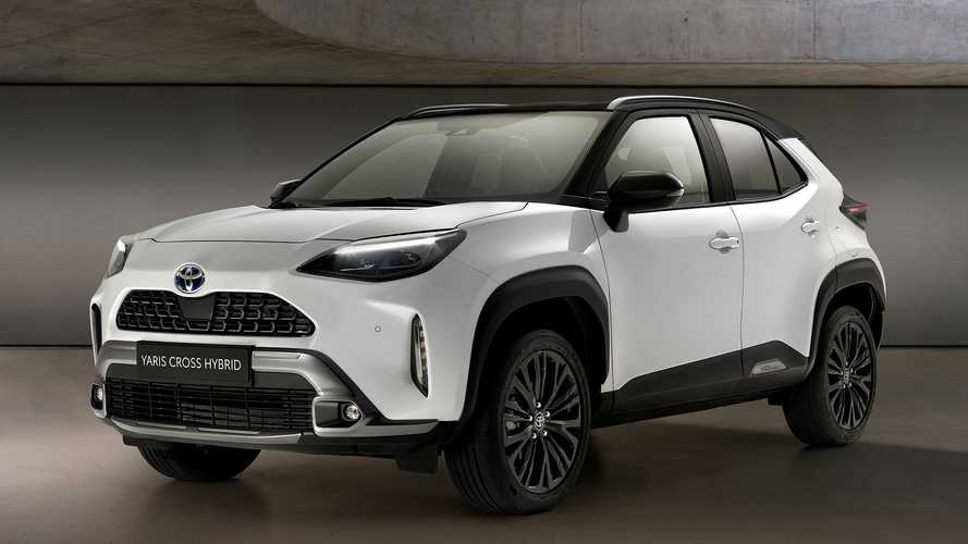 Toyota präsentiert den Yaris Cross Adventure