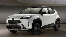Toyota präsentiert den Yaris Cross Adventure