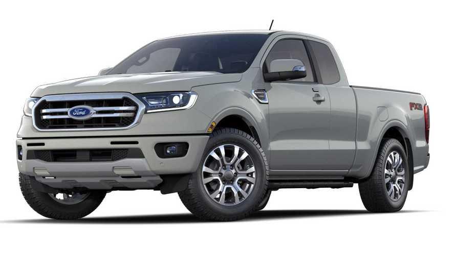 Ford Ranger 2021 Mendapat Warna Populer dari Bronco