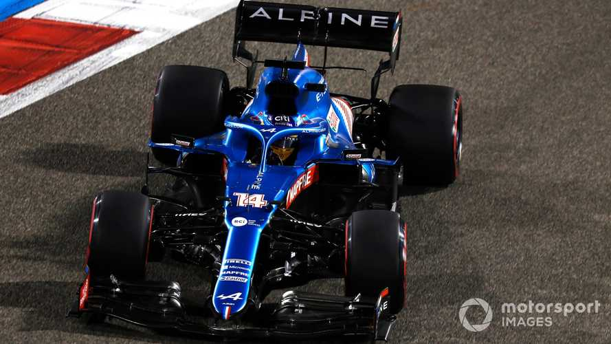 Sandwich wrapper caused Alonso's retirement
