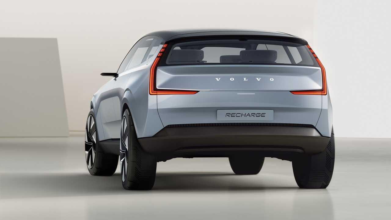 Пополнение концепции Volvo