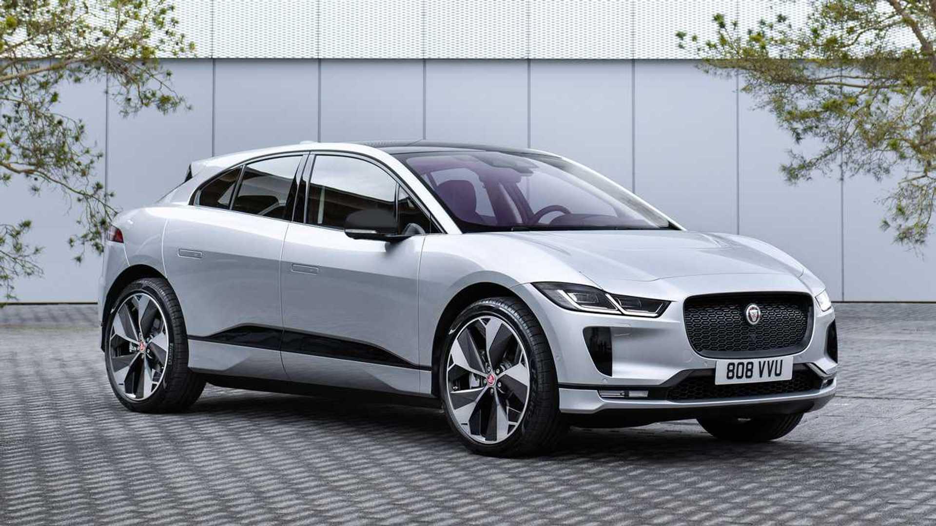 Jaguar I-Pace Black Edition Best EV - Solar by CIR