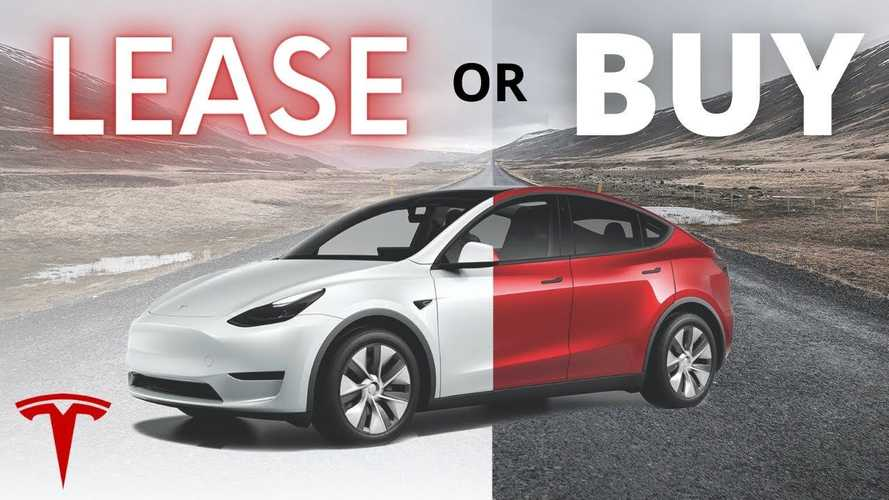 Tesla Model Y: Should You Lease Or Should You Buy?
