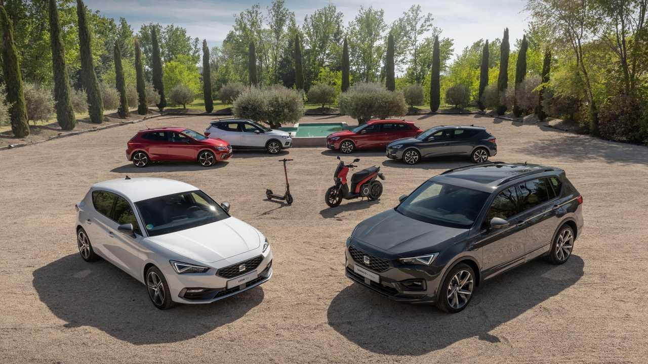 Gama sostenible de SEAT 2021