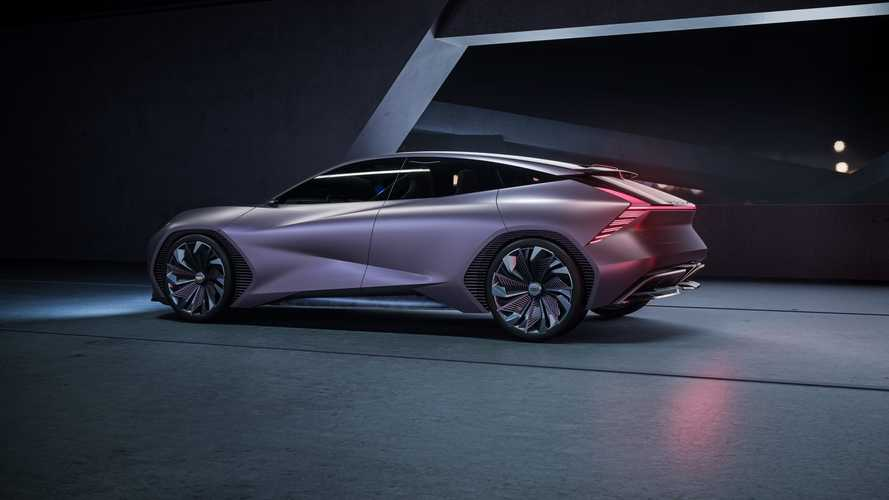 Geely Vision Starburst Concept Debuts With Illuminated Wheel Arches