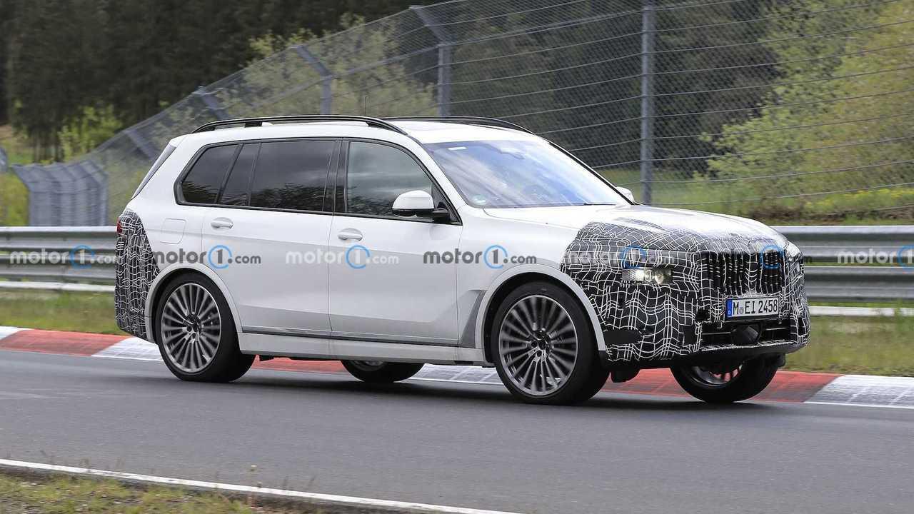 BMW X7 Refresh