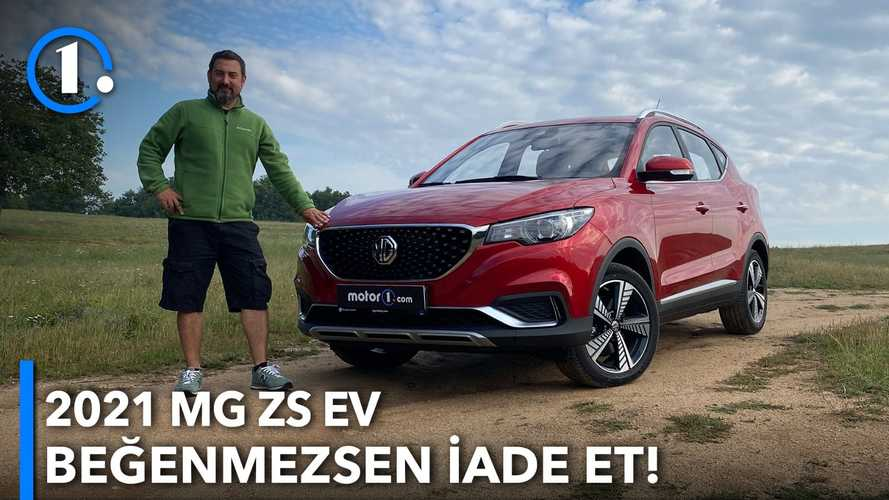 2021 MG ZS EV Luxury | Neden Almalı?