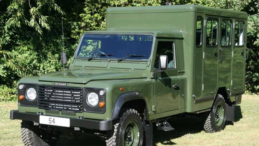 Prince Philip Will Ride To His Final Resting Place In This Custom Land Rover