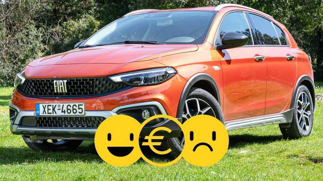 Fiat tipo cross promo aprile 2021