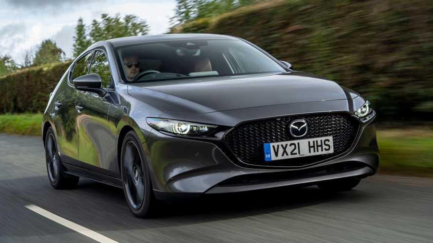 Mazda3 e-Skyactiv X GT Sport Tech