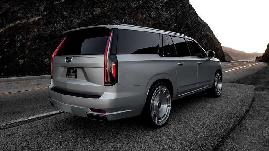 Cadillac Escalade de Kim Kardashian