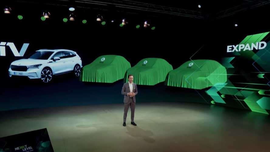 Skoda Announces Three Cheaper EVs Coming By 2030, Fabia RS Ruled Out