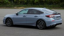 Honda Civic (2022): Erste Bilder des Fünftürers