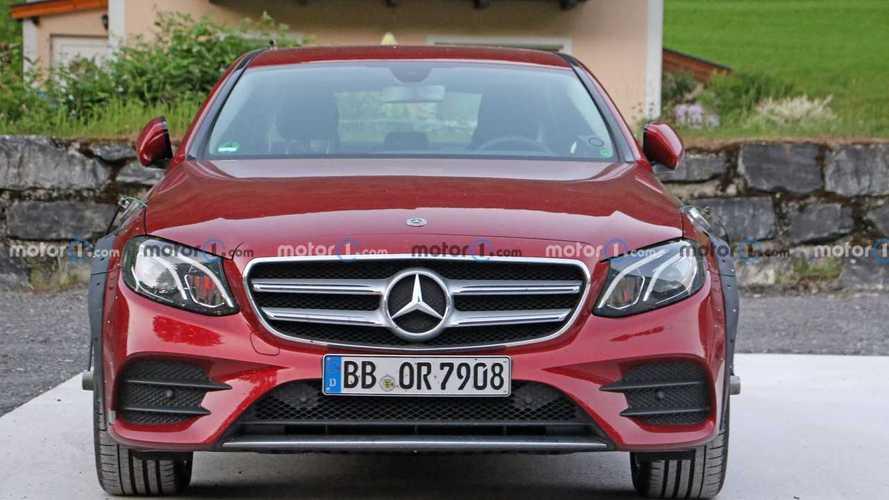 Mercedes E-Serisi Sedan Yeni Casus Fotoğraflar