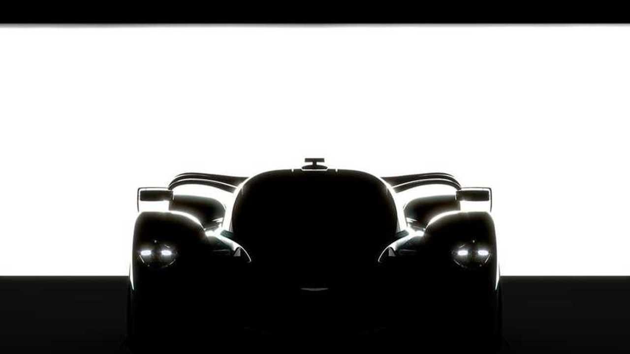 Aston Martin teases hardcore Valkyrie variant