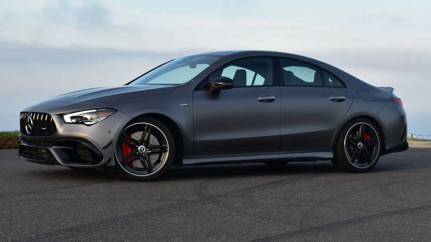 2020 Mercedes-AMG CLA 45 Review