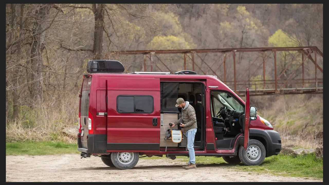 Winnebago Solis Pocket, furgoneta camper