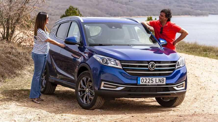 DFSK Seres 3: SUV compacto y eléctrico, por 25.495 euros
