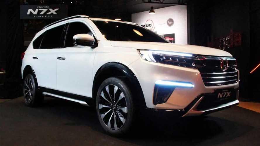 Honda N7X: SUV anti-Creta ganhará versão de produção em novembro
