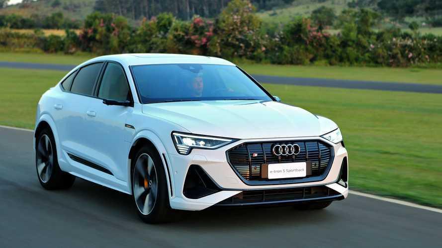 Impressões: Audi e-tron S Sportback acelera forte e cumpre papel