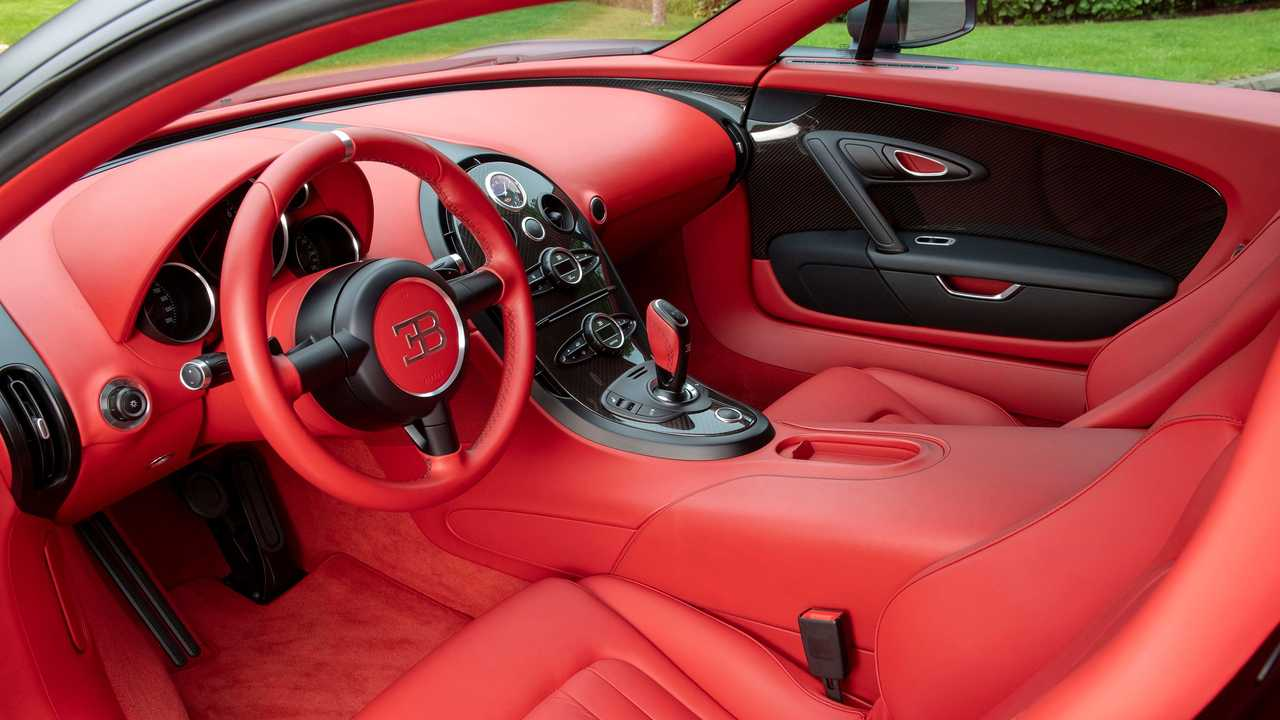 Bugatti Veyron Super Sport, el último modelo producido
