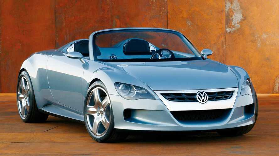 Concept oublié - Volkswagen concept R (2003)