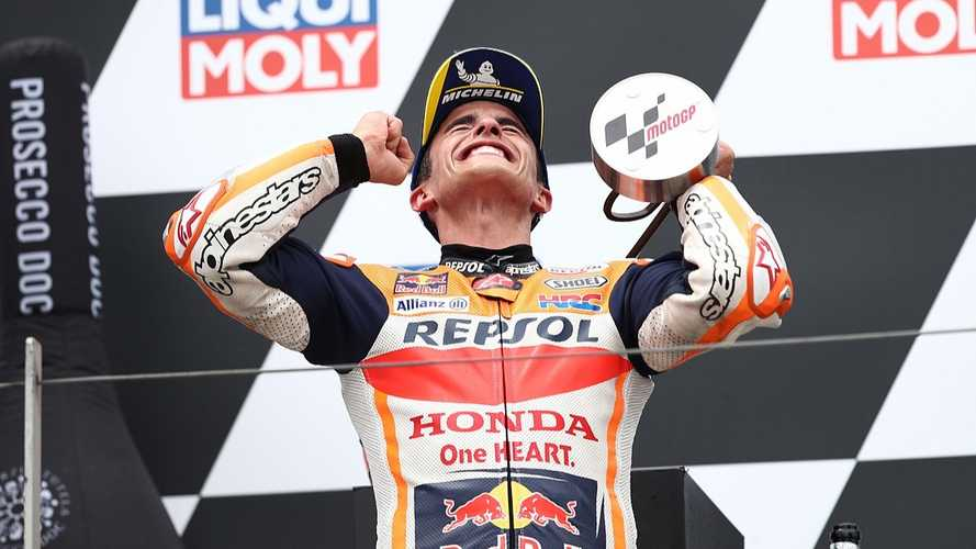 Marc Marquez Returns With Victory At German Grand Prix
