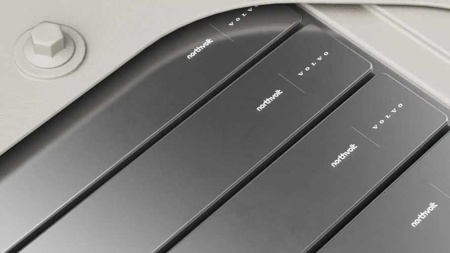 Volvo und Northvolt gründen Batterie-Joint-Venture