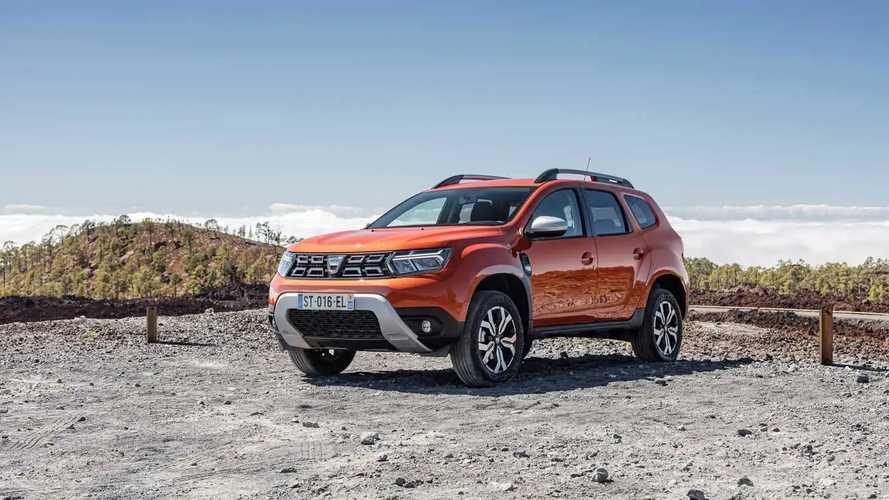 Dacia Duster 2022, actualización y nuevo cambio de doble embrague