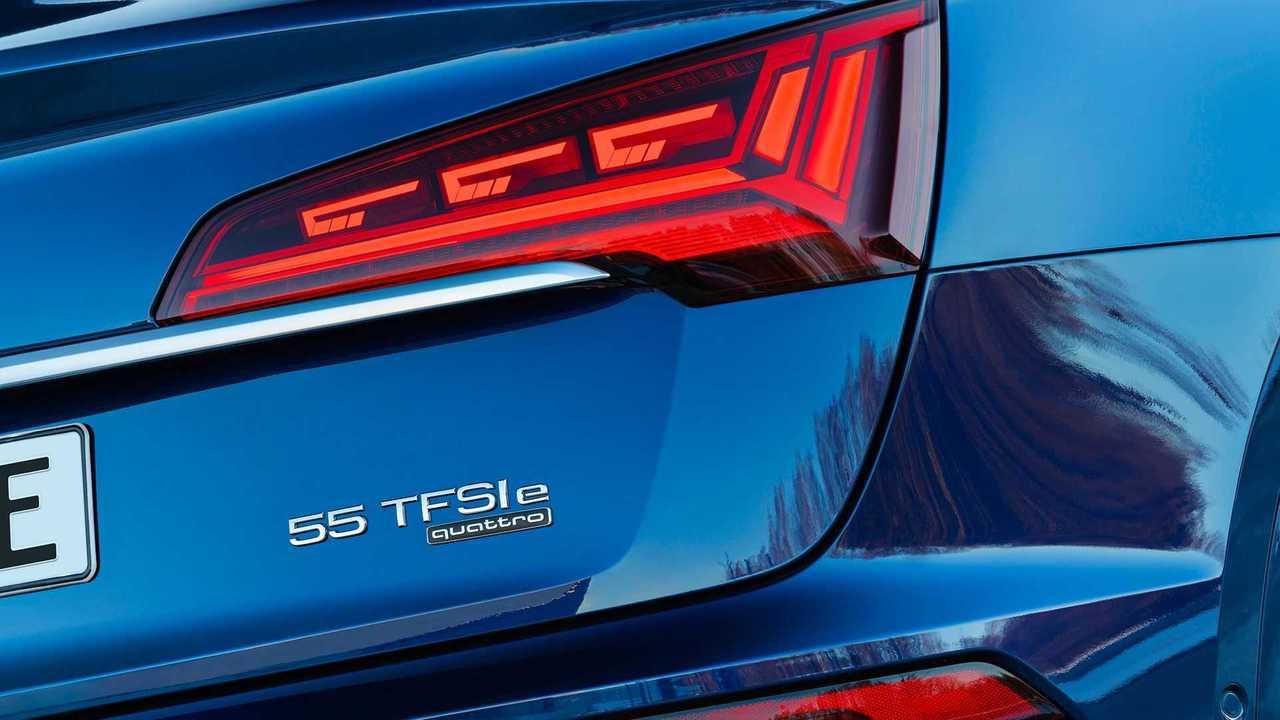 Größere Batterien für Audi Q5, A6 und A7 Plug-in-Hybride
