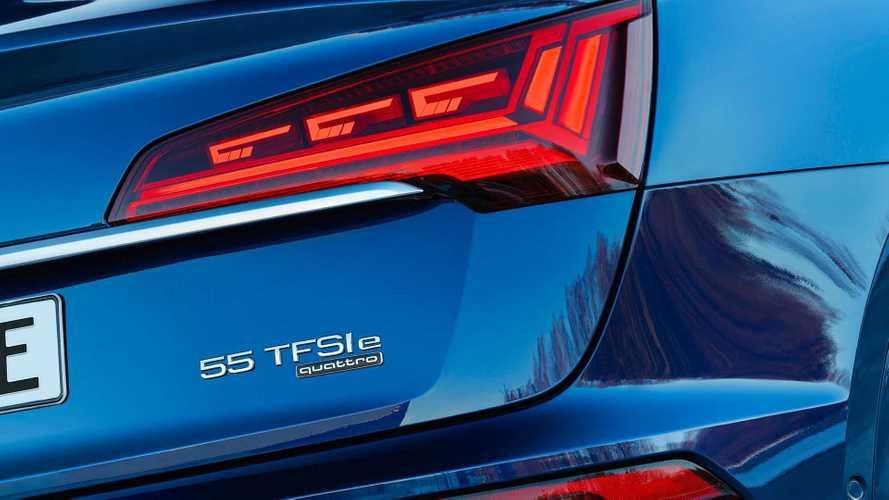 Audi Q5, A6 und A7: Plug-in-Hybride mit mehr Batterie und Reichweite