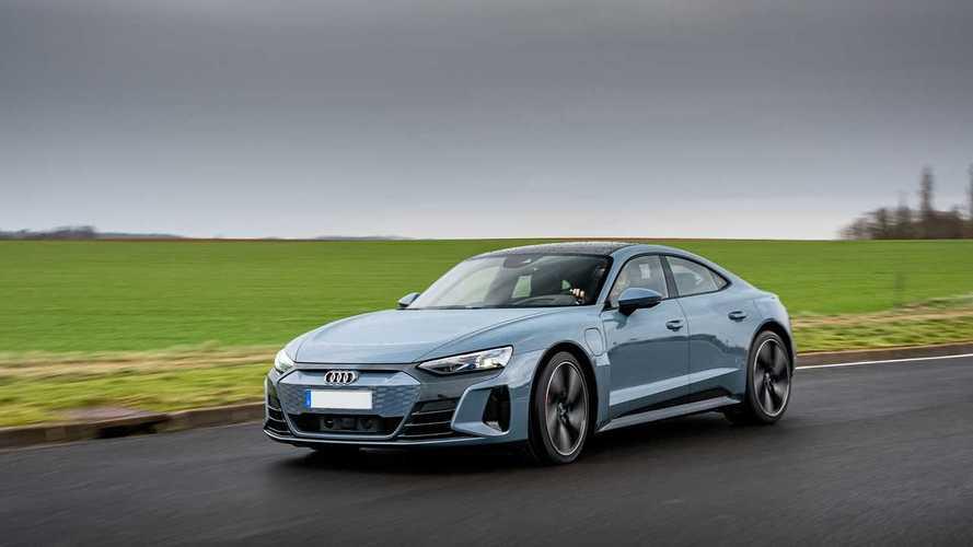 Essai Audi e-tron GT quattro (2021)