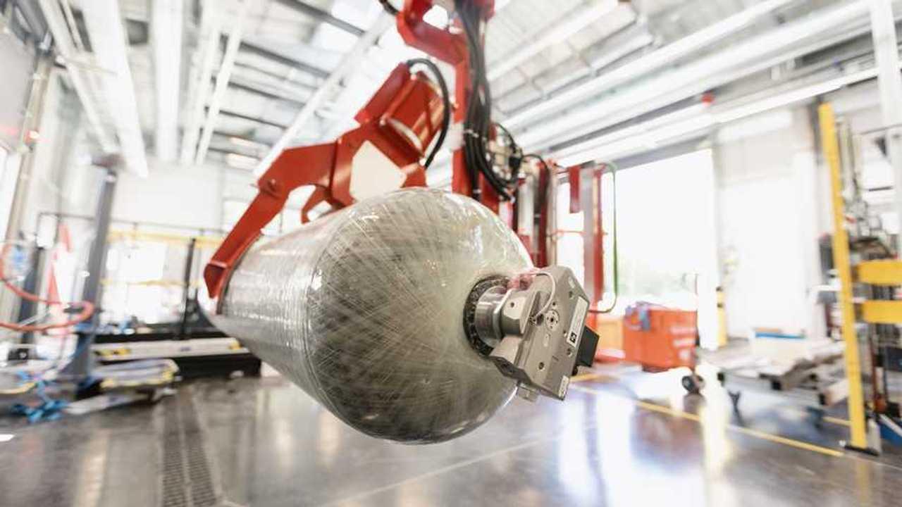 Renault e Faurecia per i sistemi di stoccaggio dell'idrogeno