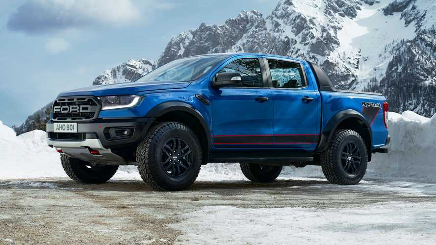 Ford Ranger Raptor Special Edition kommt auch zu uns