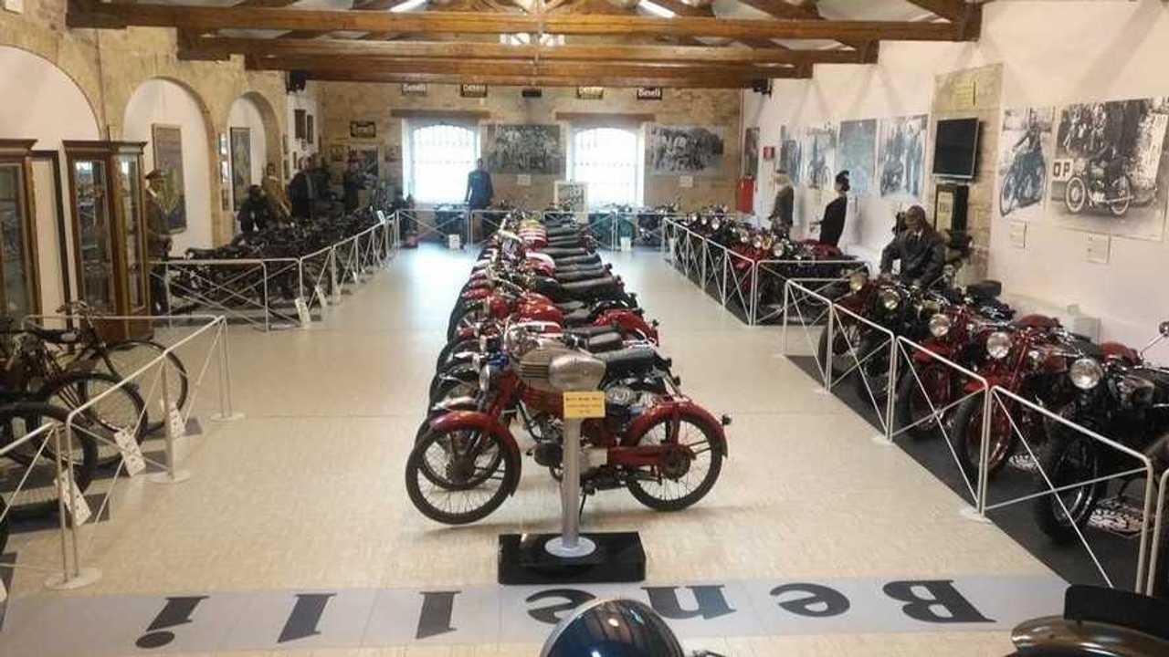 Officine Benelli Museum - Main