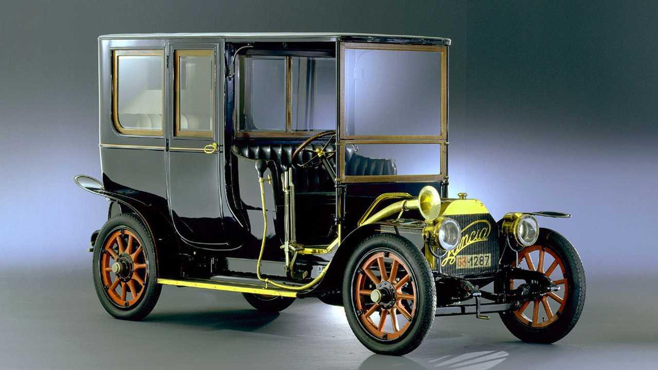 Lancia Alfa/12 HP (1907-1909)