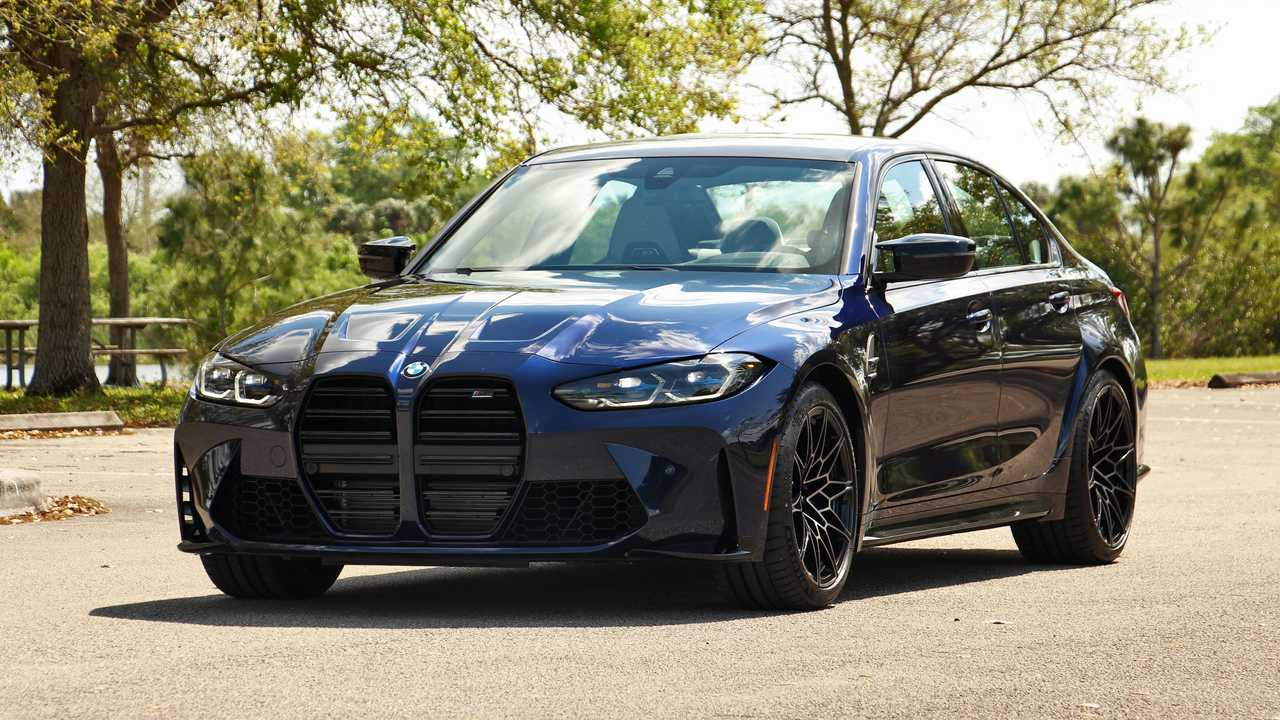 BMW M3 Competition 2021 First Drive Review