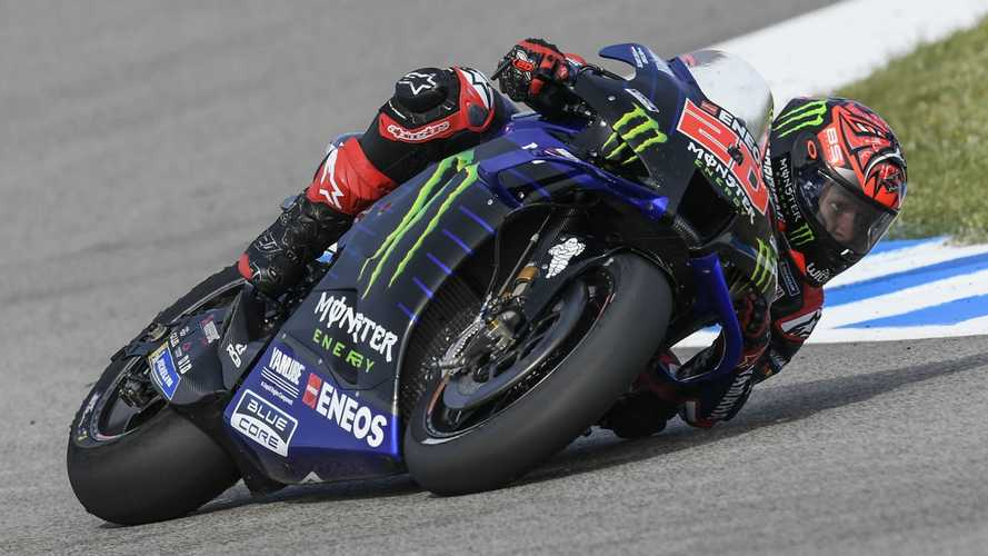 Fabio Quartararo Gets Arm Pump Surgery After Painful MotoGP Loss