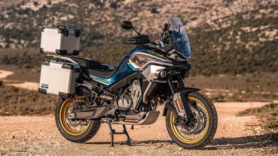 CFMoto Launches 800MT Featuring KTM 790 Adventure Engine